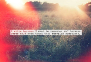 write because quote