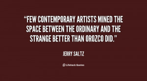 Few contemporary artists mined the space between the ordinary and the ...