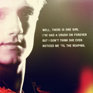 ... the drink straw quotes we ll be peeta mellark s girl on fire any day