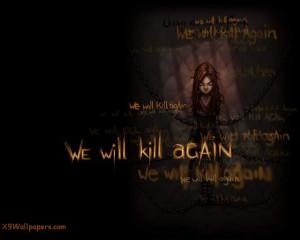 Wondows 7 HD Dark Background Wallpapers | Dark Soul Message