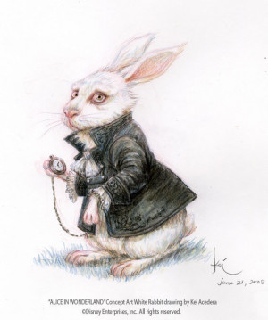 File:Nivens-McTwisp-White-Rabbit-Concept-Art-alice-in-wonderland-2010 ...