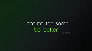 励志带字图片-别只是跟随,要学会超越 别只是满足 ...