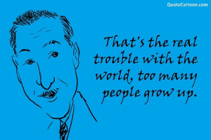 Famous Quotes of Walt Disney