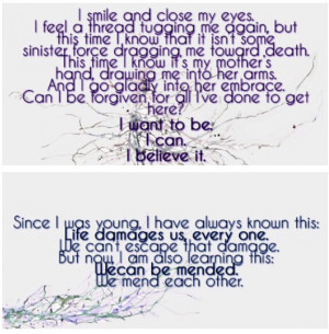 Four And Tris Quotes Divergent