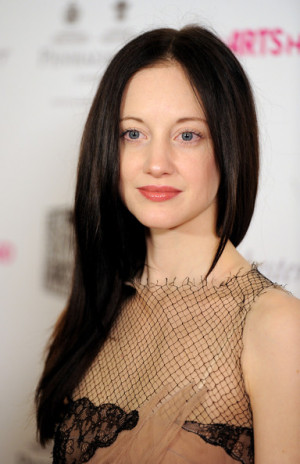 Actress Andrea Riseborough attends the South Bank Sky Arts Awards at ...