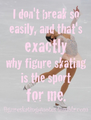 Figure Skating Quotes