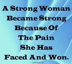 Positive Strong Women Quotes