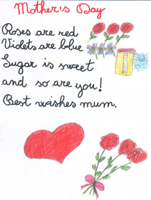 Labels: Poems for mums