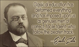 Emile Zola Quotes About Truth