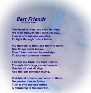 friendship poem - Newest pictures