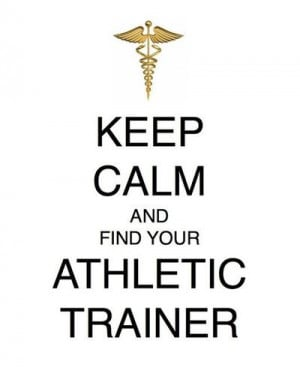Go Back > Gallery For > Athletic Trainer Quotes