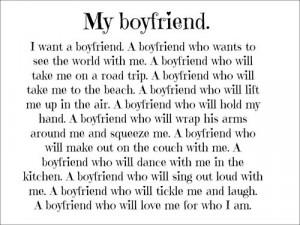 want a boyfriend quotes tumblr