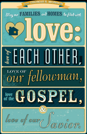 Lds Quotes On Love Ryan's lds quotes - love at