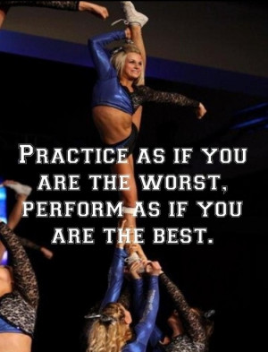The Best Cheerleading Quotes