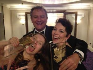 Bonneville announced as Olivier co-host – Laurence Olivier Awards