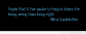 Quotes About People Talking About Others Best Albus Dumbledore Quote
