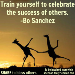 114 Bo Sanchez - Train Yourself to Celebrate the Success of Others