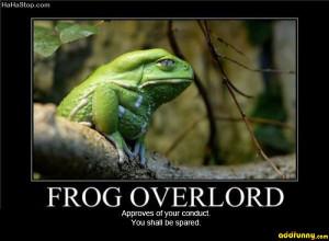 Frog Overlord random