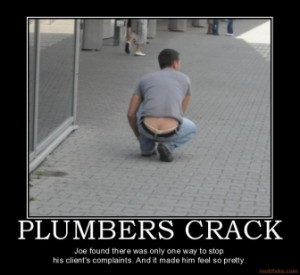 plumbers crack plumber thong demotivational poster 1262591756 jpg