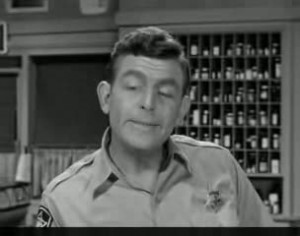 Sheriff Andy Taylor Quotes and Sound Clips