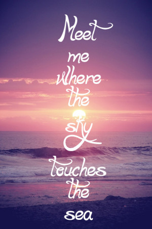 Sea Love Quotes Sea quotes