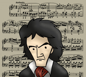 Beethoven Quotes Dont Only Practice Your Art Beethoven by damnhouse