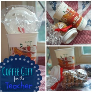 ... Coffee Gift for Teachers, Friends or Coffee-LoversDomestic Goddesque