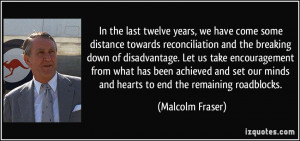 More Malcolm Fraser Quotes