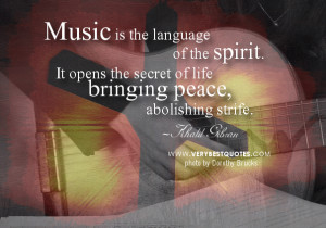 40 Quotes About music and life