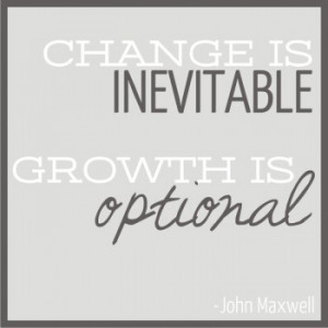 change growth quote