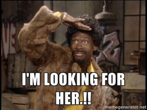 Jerome Martin - I'M LOOKING FOR HER.!!