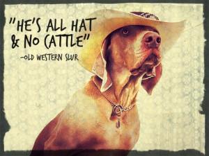 Wild West Wednesday Quotes