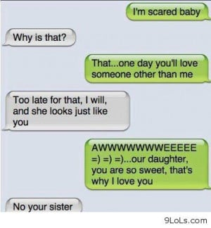 scared conversation - Funny Pictures, Funny Quotes, Funny Videos ...