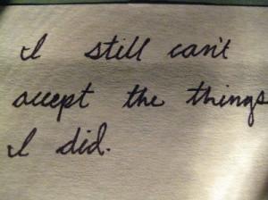 acceptance, paper, quotes