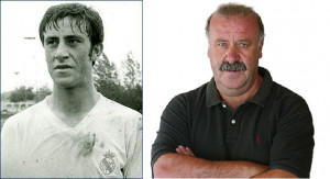 Pictures: Famous Coaches / Managers when they were still players