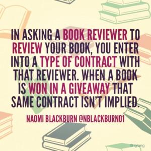 Naomi Blackburn #quotes
