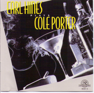 EARL HINES plays COLE PORTER 1 CD NW 80501