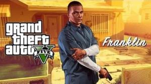 Grand Theft Auto V Franklin
