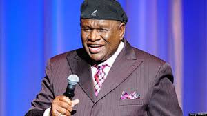 The Best Of George Wallace: Talks About Rickey Smiley's Mama