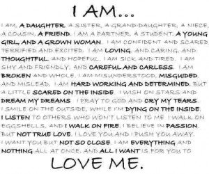 Am Me Quotes And Sayings I_am_me; i_am_me