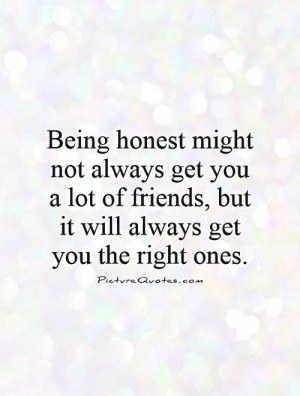 Not a True Friend Quotes
