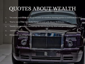 using these quotes great gatsby quotes about it follows jay