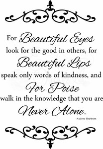 Inspirational Wall Quotes | Vinyl Wall Decals