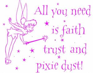 Pixie Dust Quotes