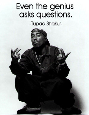 man who knew what rap was. TUPAC. For 25% OFF your next purchase at ...