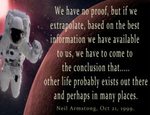 Quotes about UFOs & Aliens