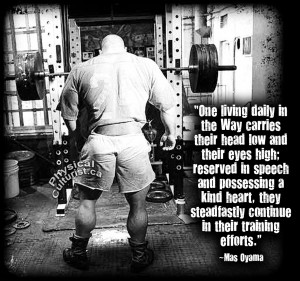 Powerlifting Squat Quotes The way of the squat rack