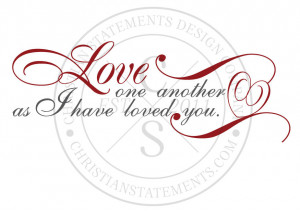 LDS Love One Another http://www.christianstatements.com/proddetail.php ...
