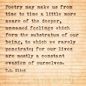 Via Suicide Poems