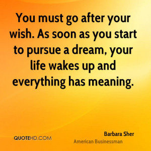 Barbara Sher Quotes